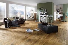 Bodenbeläge Holz Style